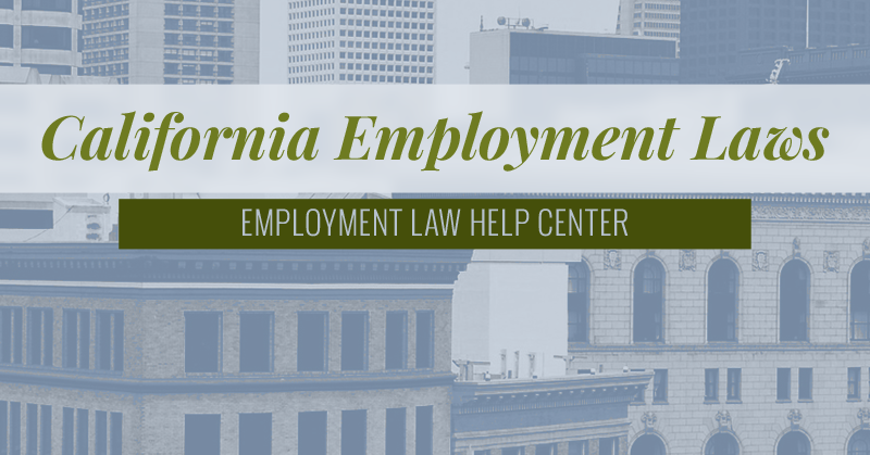 CA-employment-lawyer